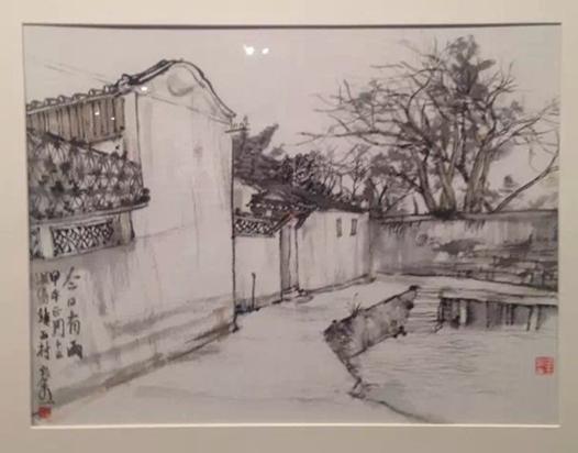辑页掇英 第三届杭州 中国画双年展开幕