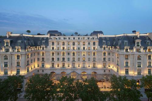 4,巴黎半岛酒店派对(peninsula paris)
