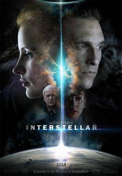 "Film poster of ""Interstellar"""