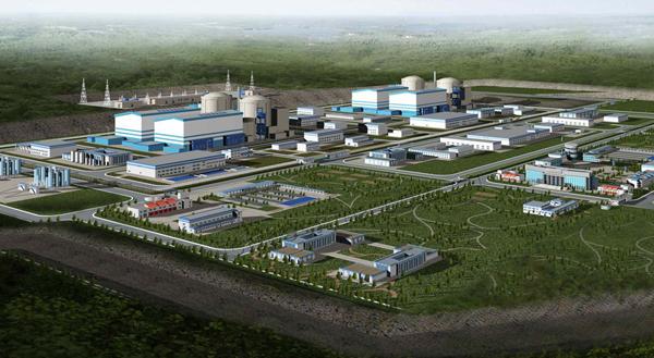 Архив: АЭС в Китае