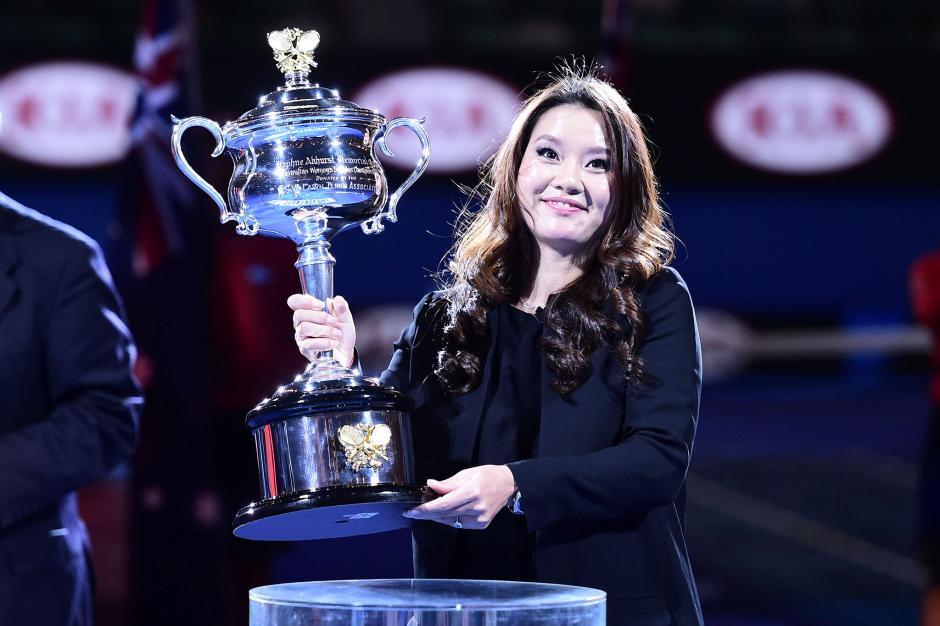 Ли На, Чемпион Австралии 2014 года
