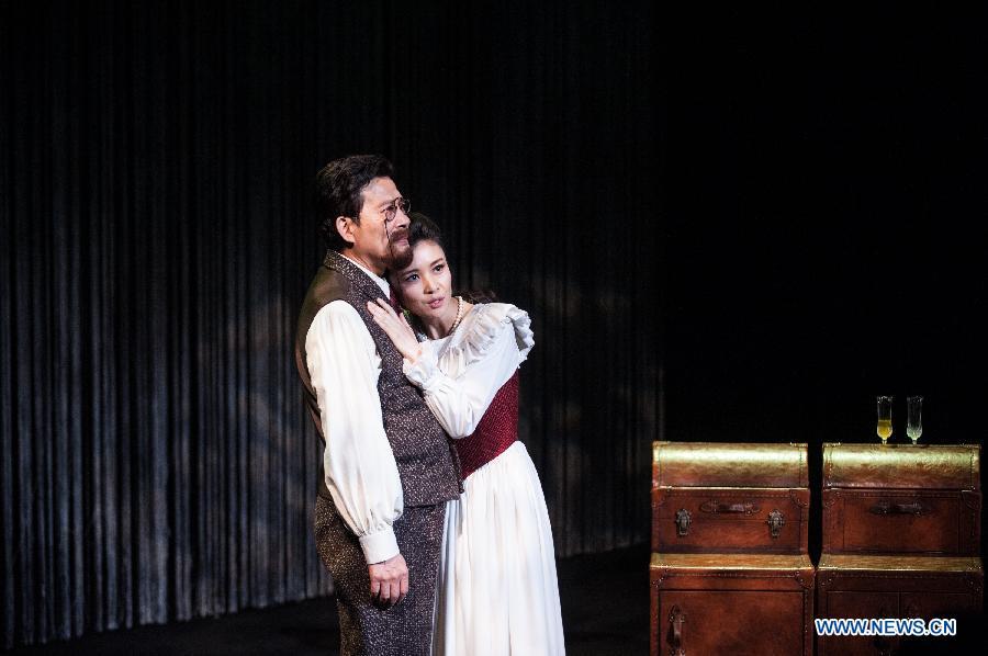 В Пекине премьерой пьесы о любви А. П. Чехова отметили 155-летие со дня рождения великого русского писателя