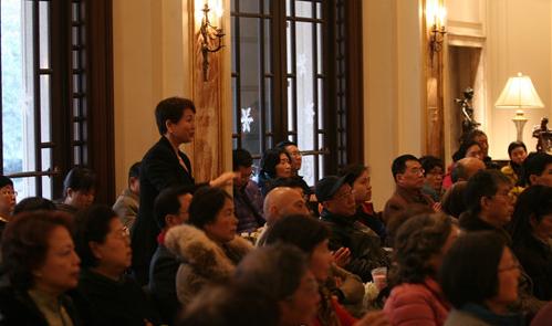 玉佛禅寺在上海音乐厅举办非遗梵呗专场音乐会