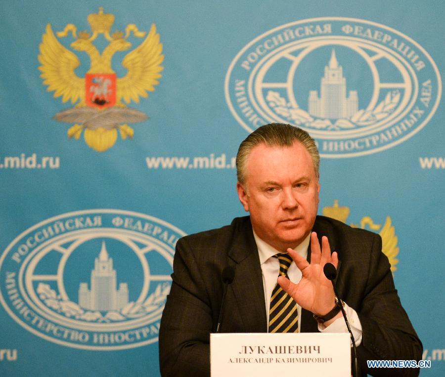 Необходимо немедленное прекращение огня и прямой диалог Киева с Донбассом -- МИД РФ
