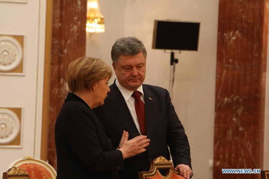 """Все главы """"нормандской четверки"""" прибыли в Минск на переговоры по Украине"""