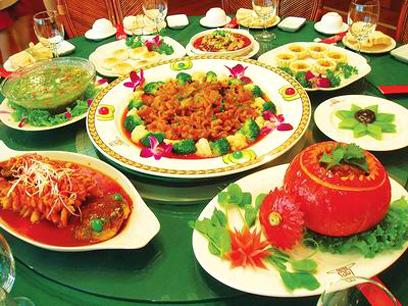 牢记5原则做出最健康的年夜饭