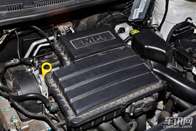 """ea211发动机""""倒退式""""地采用正时皮带来取代了ea111的正时链条."""