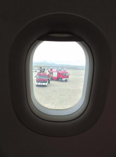 乘客谎称携爆炸物航班备降重庆机场