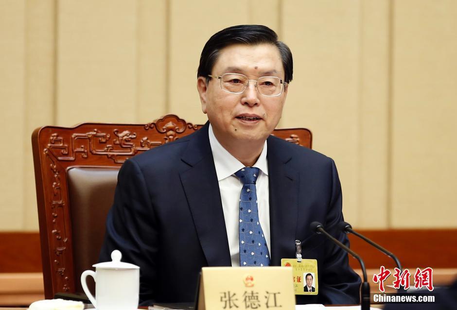 Les législateurs chinois discutent de la session à venir