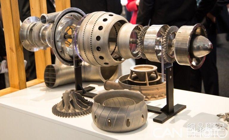 В Австралии напечатали реактивный двигатель