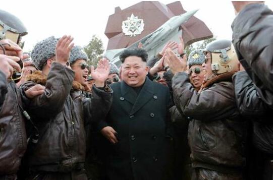 朝鲜14名飞行员因卫星发射事故牺牲