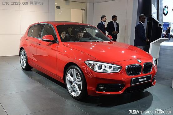 2015日内瓦车展:新款宝马1系发布