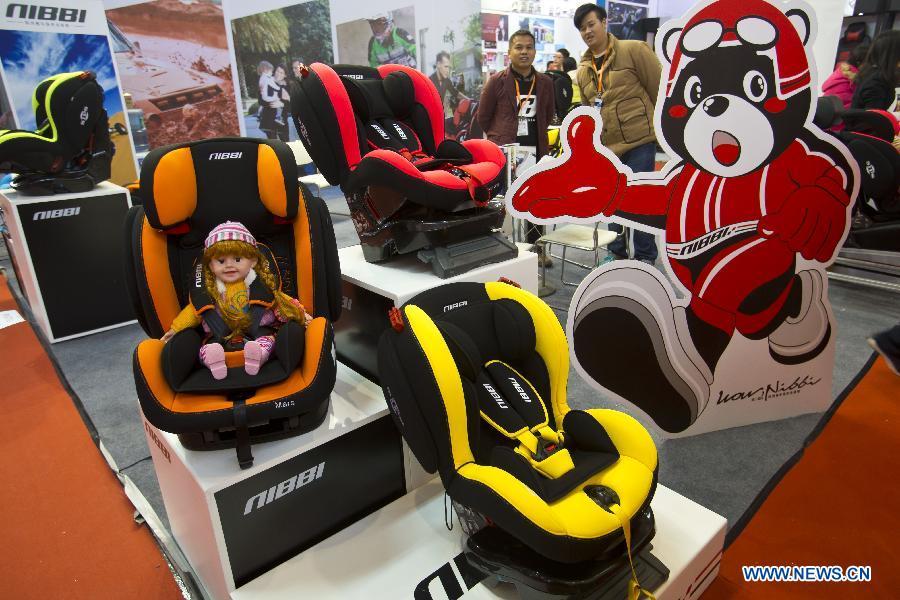 В Пекине открылась Китайская международная выставка аксессуаров для автомобилей