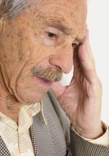 老年人为什么会得白癜风?
