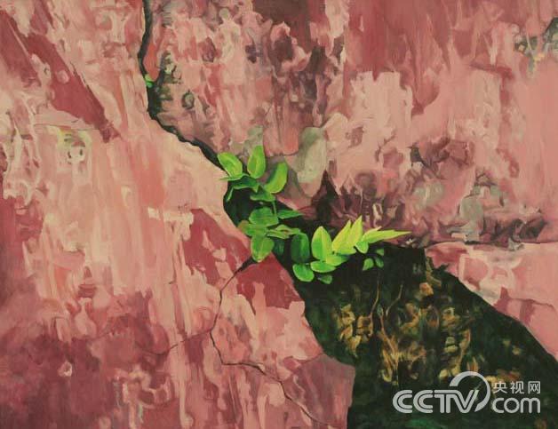 水粉,水彩,油画为主,作品题材风格主要有门窗构图系列和风景系列.