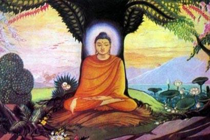 佛法源头在佛陀的证悟,不从外得,不从他得。(图片来源:资料图片)