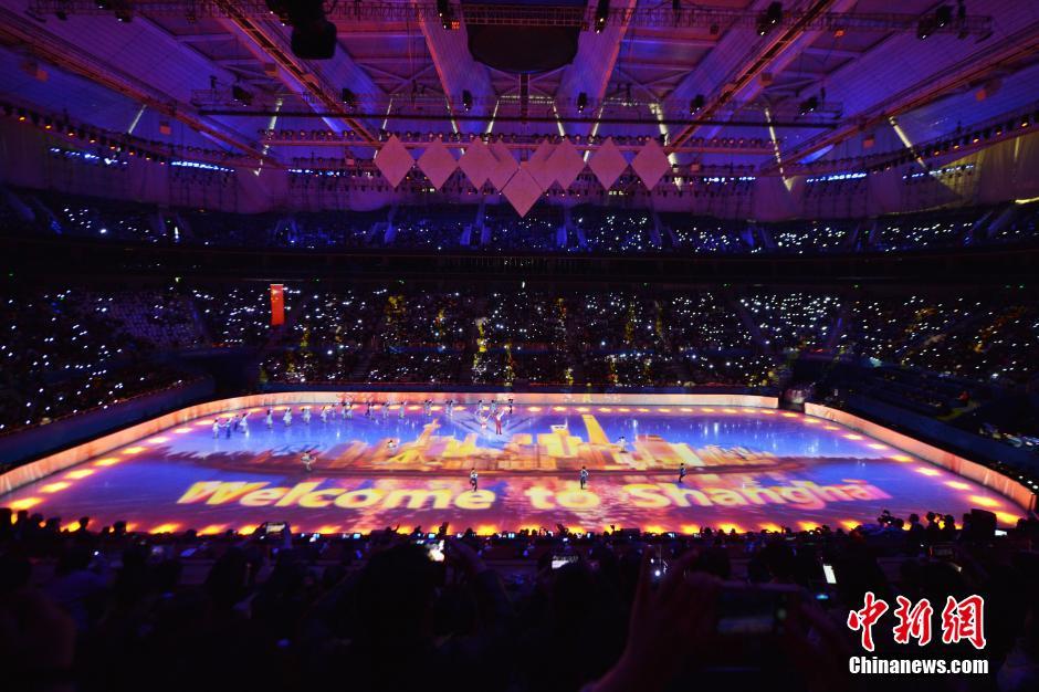 В Шанхае открылся чемпионат мира по фигурному катанию