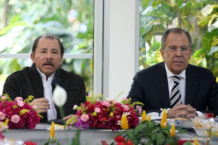 Россия и Никарагуа укрепят двустороннее сотрудничество