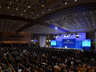 博鳌亚洲论坛2015年年会开幕式