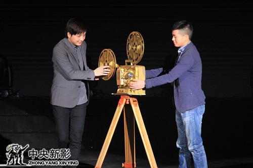 获奖导演与编剧代表共同启动第二届中国大学生微电影创作大赛