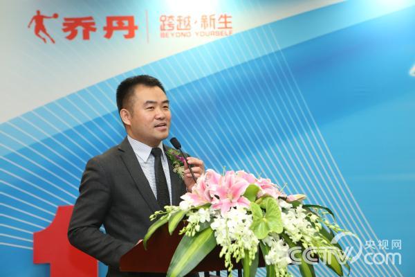 中国服装设计师协会副主席兼秘书长张庆辉先生致辞