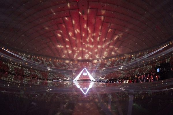 东方神起第二次日本巡演落幕 创下多项纪录_综