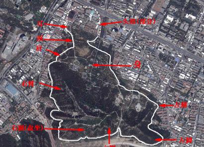 济南发现千佛山秘密 山就是一尊佛(图片来源:资料图)