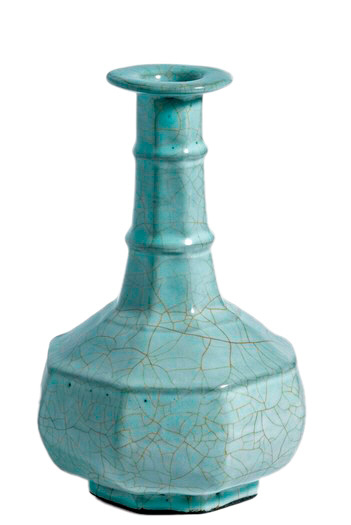 The Guan vase was snapped up by famed Chinese collector and founder of Shanghai