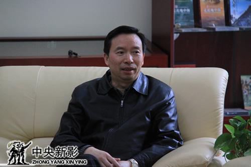 新影集团副总裁、总编辑郭本敏
