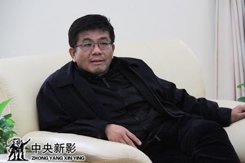 新影集团副总裁、副总编辑赵捷