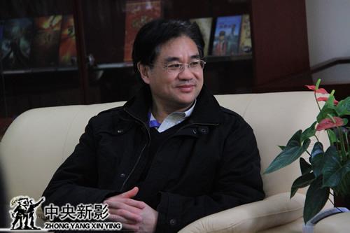 中国科学技术协会科学普及部部长杨文志