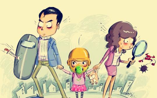 群体事件卡通图片素材
