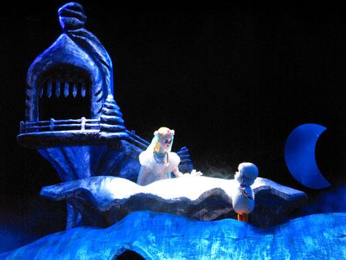 中国木偶剧院5月童话艺术节开演在即
