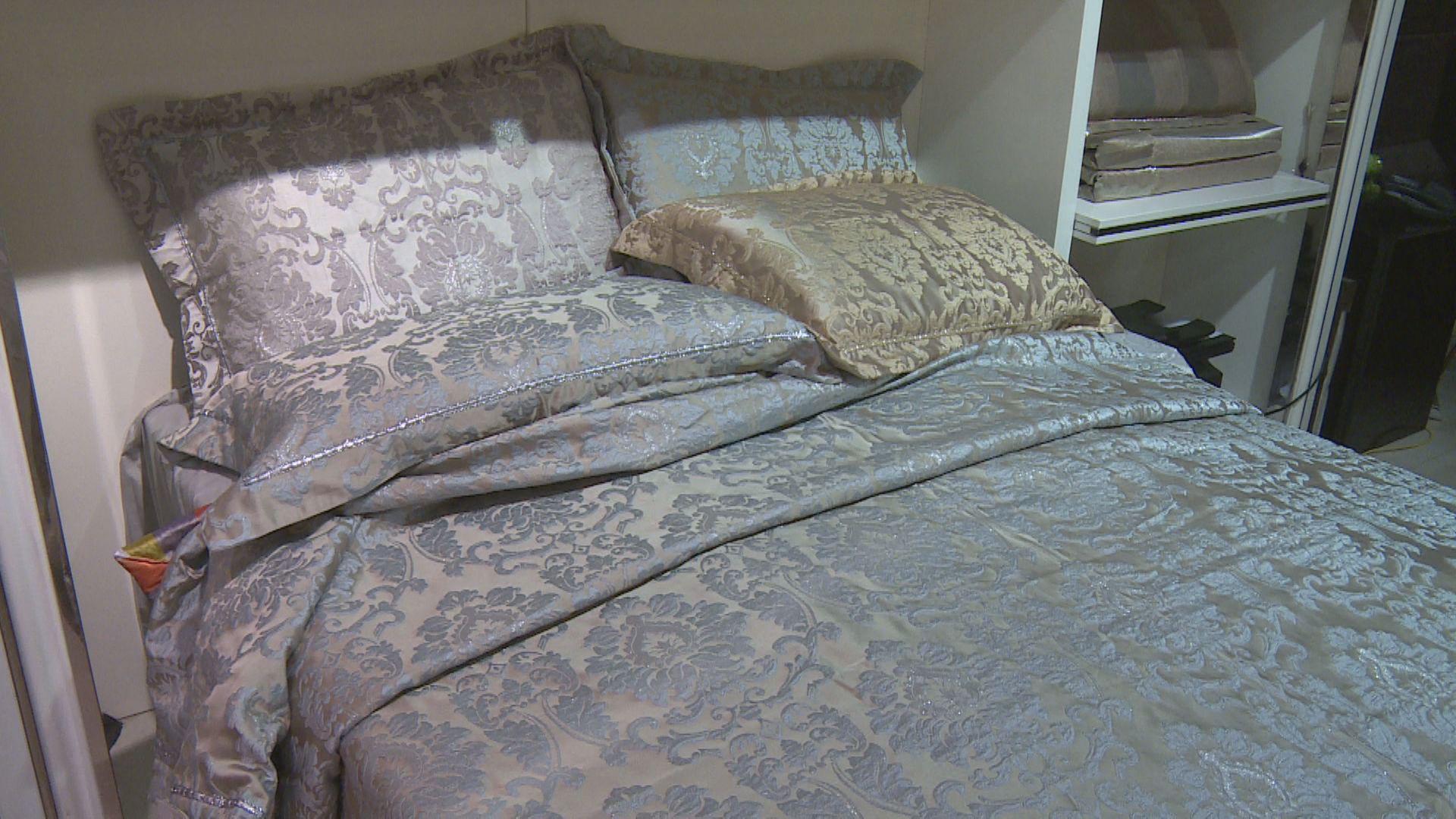 央视财经频道《消费主张》:几十元的床品四件