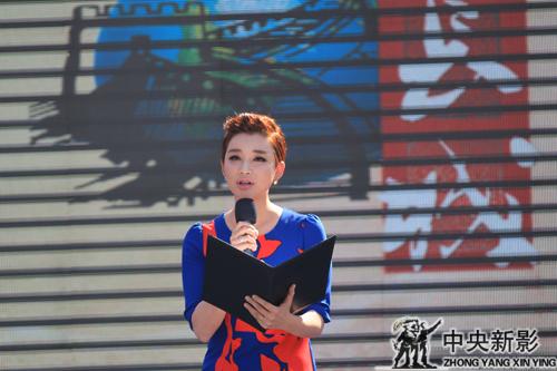 央视著名主持人王玲玲