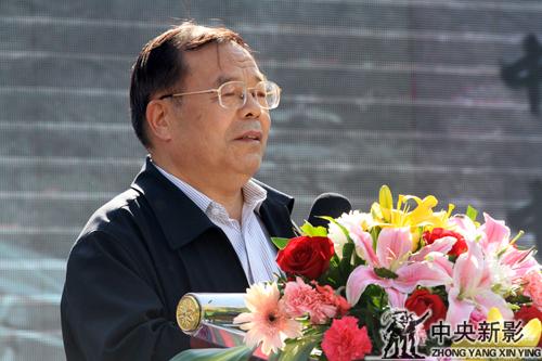 中国长城学会常务副会长、中国人民解放军原副总参谋长张黎上将致辞