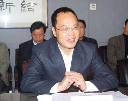 杨殿钟在任西安市雁塔区区长