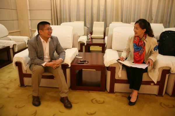 本文作者采访微信开放平台业务部副总经理胡仁杰