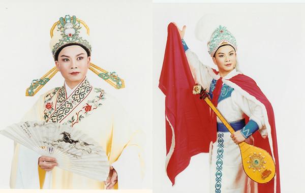 赵志刚饰演的何文秀、罗兰王子-独家专访赵志刚 我的乡愁就是为家乡