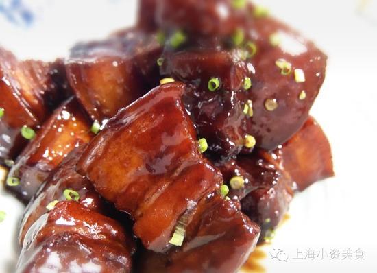 肉食动物颤抖吧!上海最好吃的那碗红烧肉!
