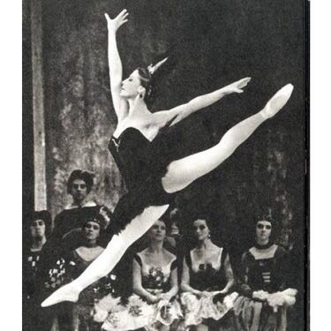 俄罗斯著名芭蕾舞者普利谢茨卡娅辞世
