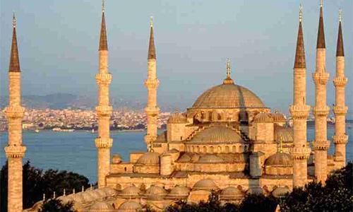 亚洲新发现——土耳其棉花堡不是软的?