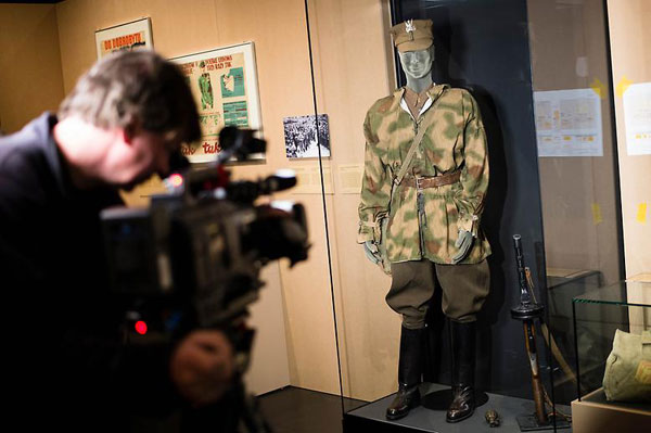 Museo Histórico Alemán acoge exposición con motivo del fin de la II Guerra Mundial