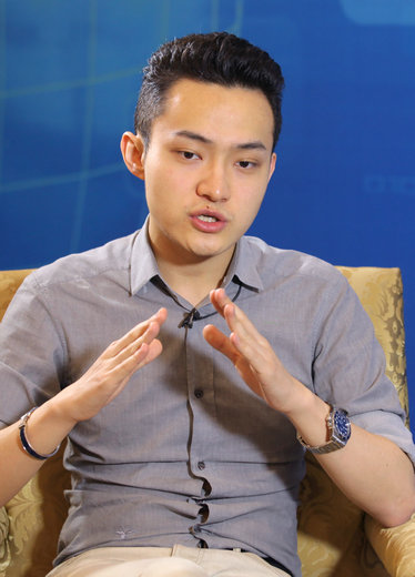 锐波天下创始人、董事长兼CEO孙宇晨