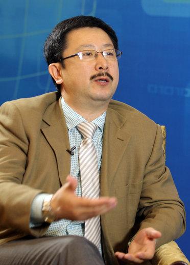 中国电子商务协会政策法律委员会副主任阿拉木斯