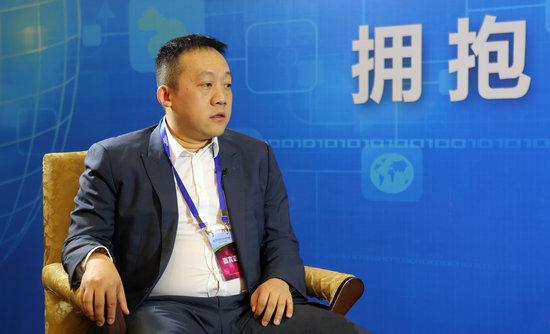 大龙网CEO冯剑峰