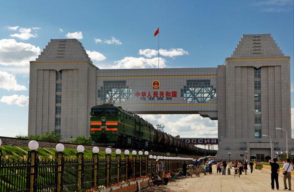 Архив: сотрудничество Москвы и Пекина