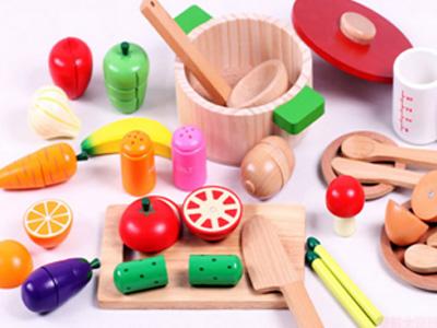 (3)磁性拼图;   (4)磁性积木;   (5)钓鱼玩具;   (6)仿真食物玩具