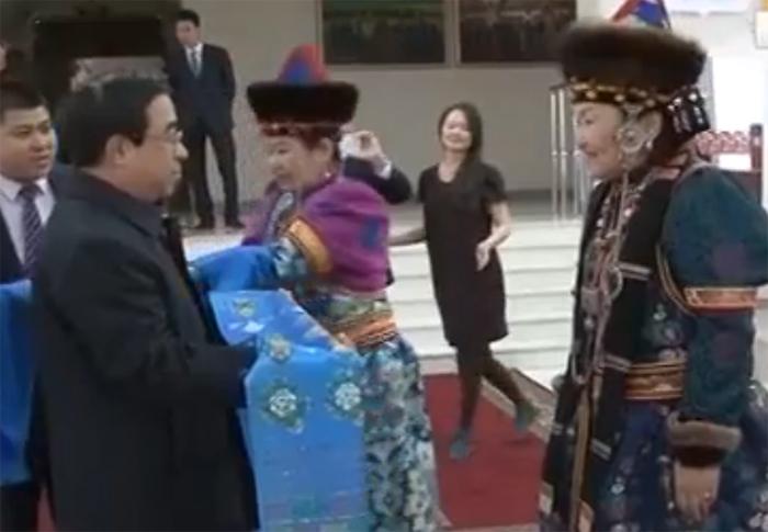 Делагация из Внутренней Монголии посетила Бурятию