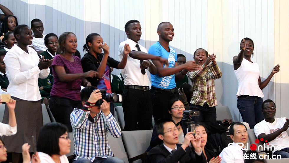 La comp�tition �Passerelle vers le chinois� � Nairobi_CCTV.com ...